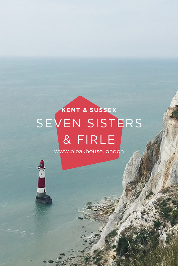 The dramatic white cliffs of the Seven Sisters and the iconic red and white striped lighthouse at Beachy Head make this one of England's most iconic walks.