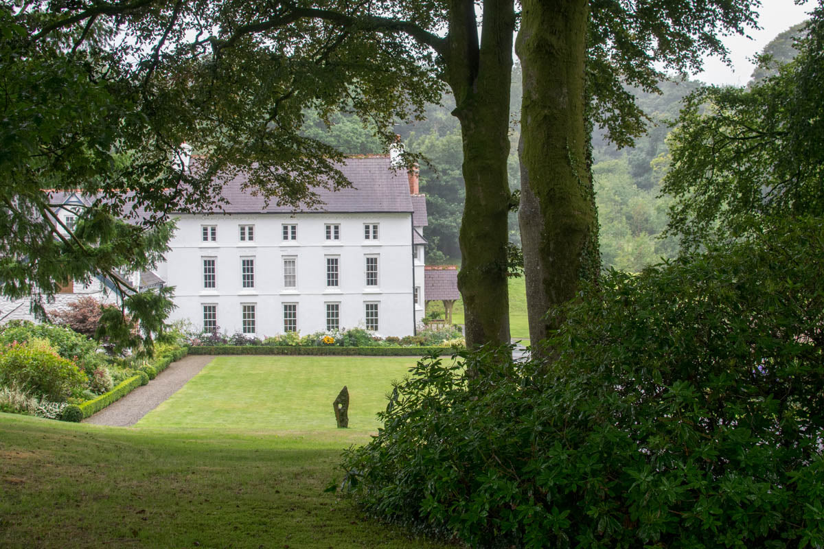 The Grove of Narbeth hotel in Pembrokeshire