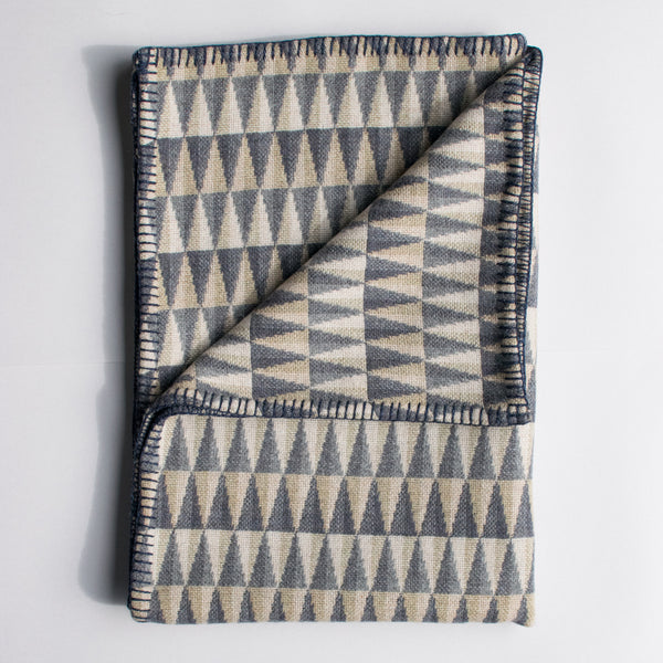 Bleak House Merino Wool Dog Blanket