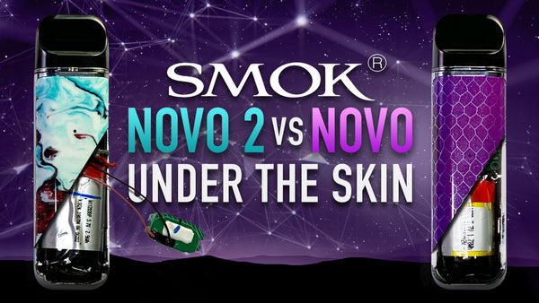 Comparison Between SMOK NOVO and SMOK NOVO2