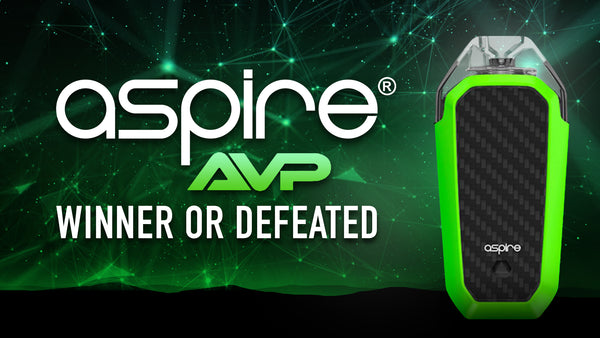 Aspire AVP AIO Kit Review
