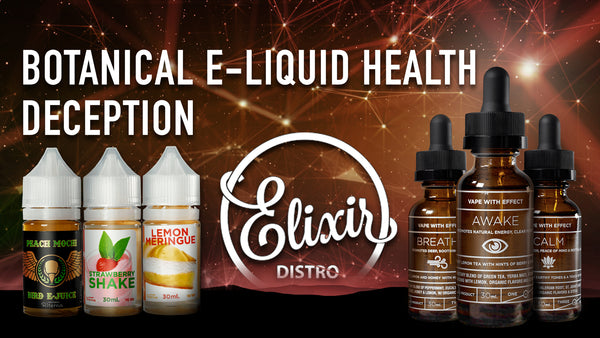 ELIXIR Distro Botanical Eliquid