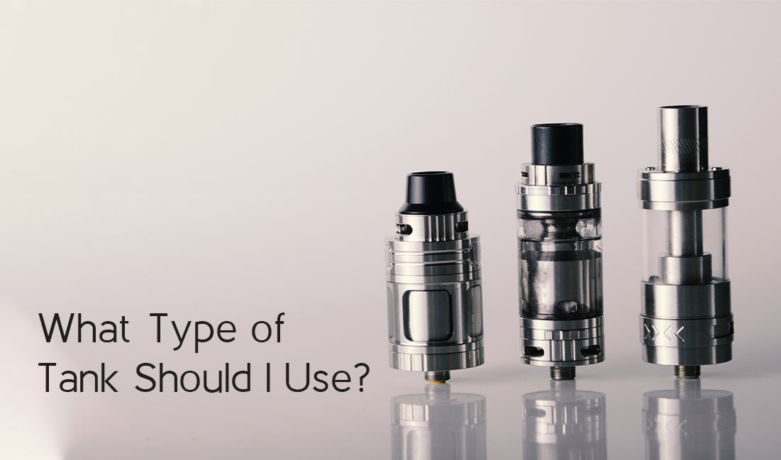 What type of Tank Should I Use?