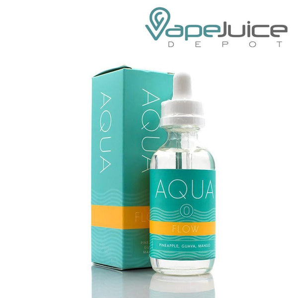 Pure Flow e-liquid Juice by Marina Vape