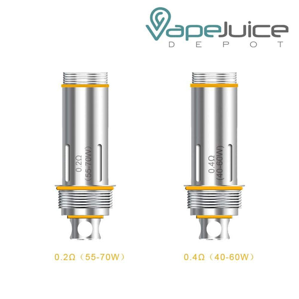 Aspire Cleito 5pk Replacement Coils - Vape Juice Depot