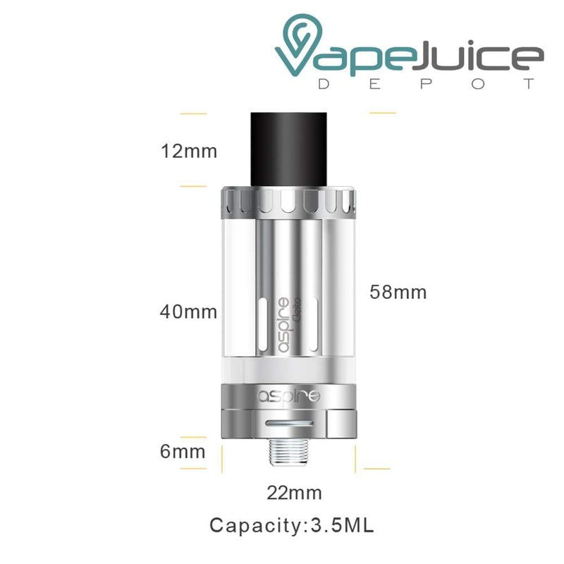 Aspire Cleito RTA System Coil - Vape Juice Depot
