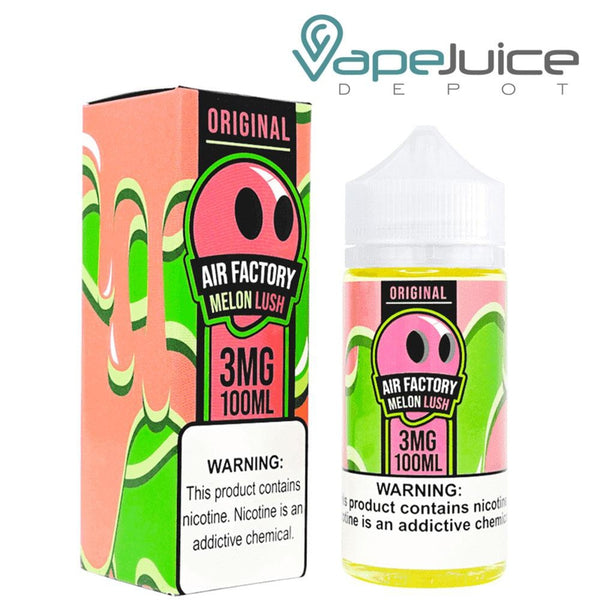 Air Factory Melon Lush e-Liquid 60ml - Vape Juice Depot