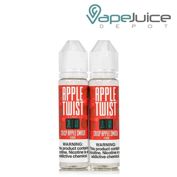 Apple Twist Crisp Apple Smash - VapeJuiceDepot