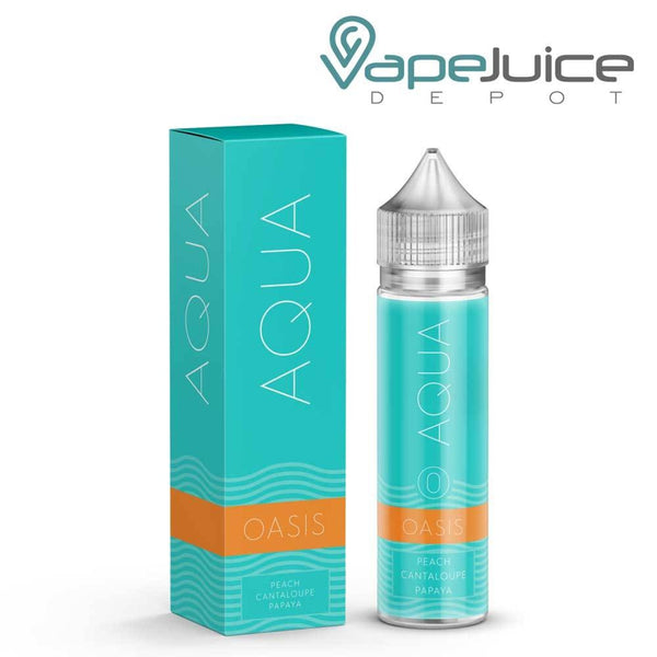 Pure Oasis e-liquid Juice by Marina Vape