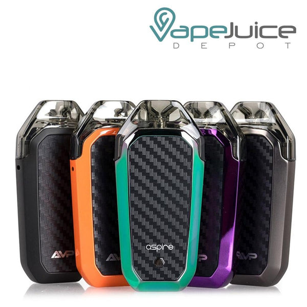 Aspire AVP AIO Kit - VapeJuiceDepot