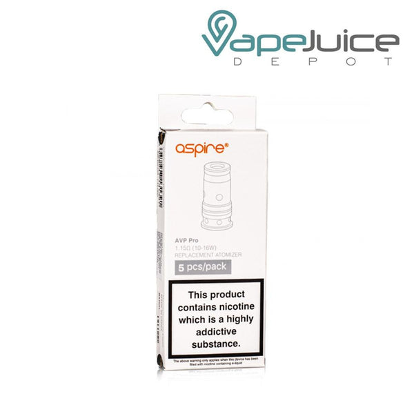 Aspire AVP Pro Replacement Atomizer - Vape Juice Depot