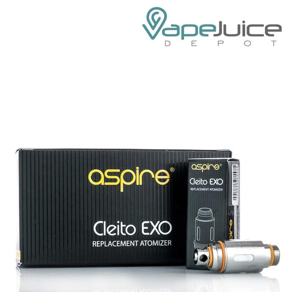 Aspire Cleito EXO Replacement Coils - Vape Juice Depot