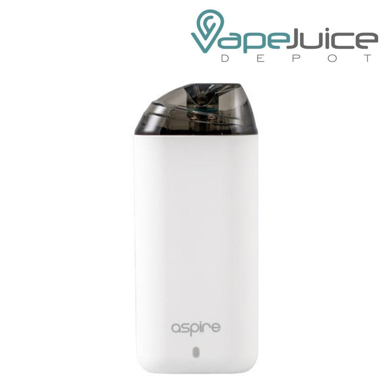 Aspire Minican Kit White - Vape Juice Depot