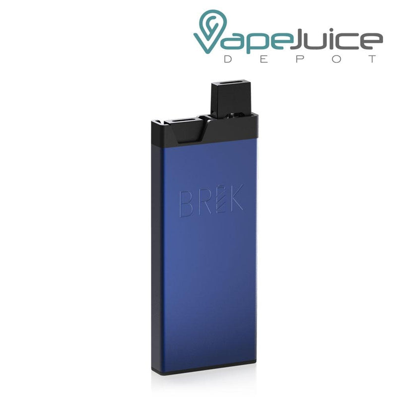 BRIK Charger Case for JUUL Kit Navy Blue - VapeJuiceDepot