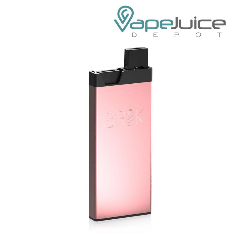 BRIK Charger Case for JUUL Kit Rose Pink - VapeJuiceDepot