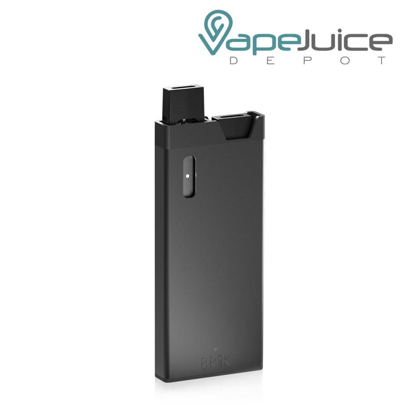 BRIK Charger Case for JUUL Kit Steel Gray - VapeJuiceDepot