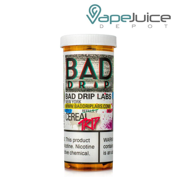 Bad Drip Cereal Trip eLiquid 60ml - Vape Juice Depot