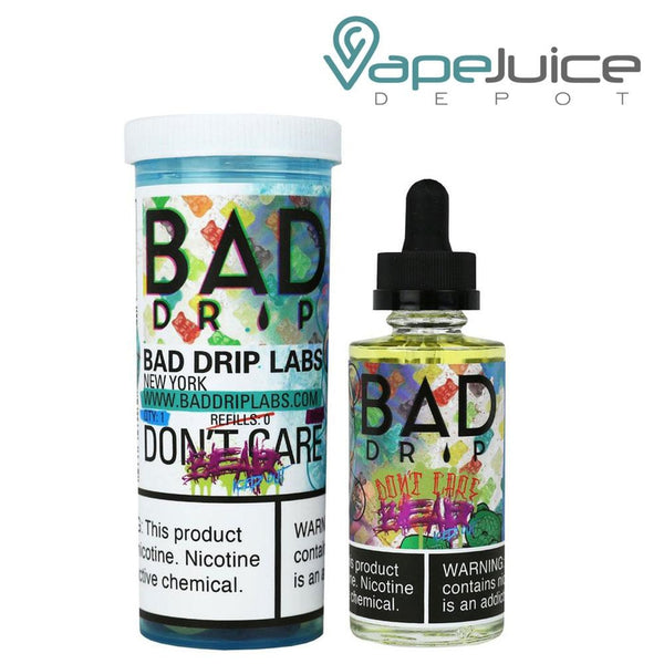 Bad Drip Don't Care Bear Iced eLiquid 60ml ❄️