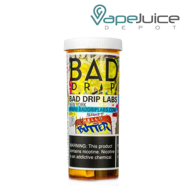Bad Drip Ugly Butter eLiquid 60ml - Vape Juice Depot