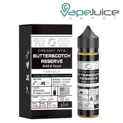 Basix Series Butterscotch Reserve - Vape Juice Depot