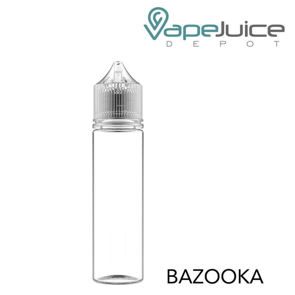 Bazooka Strawberry Ice ❄️ Sour Straws 60ml