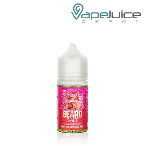 Beard Salts No. 05 Cheesecake Strawberries e-Liquid - Vape Juice Depot