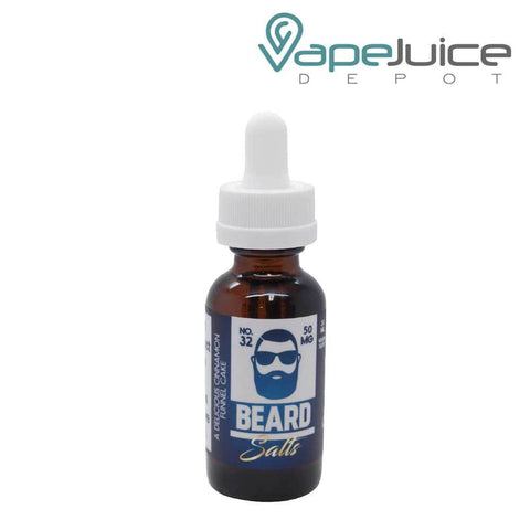 Beard Salts No. 32 Delicious Cinnamon Funnel Cake e-Liquid 30ml