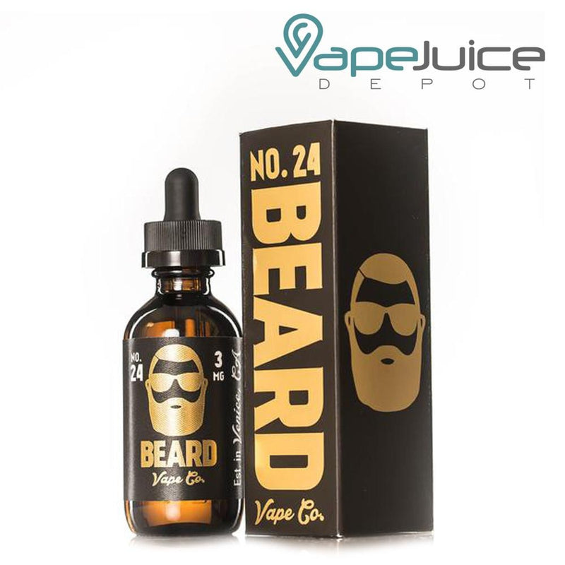 Beard Vape Co No. 24 e-Liquid 60ml - VapeJuiceDepot