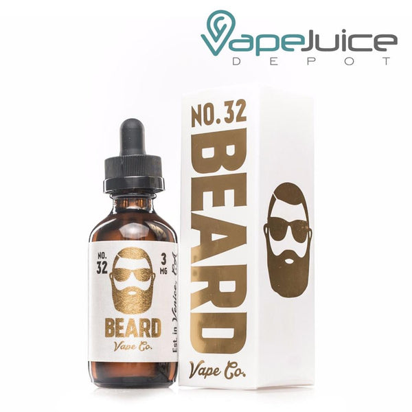 Beard Vape Co No. 32 e-Liquid 60ml - VapeJuiceDepot