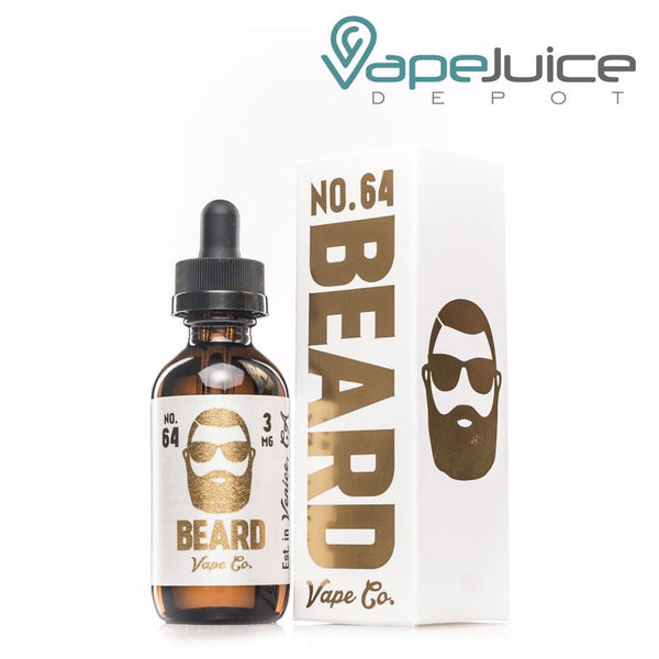 Beard Vape Co No. 64 Blue Raspberry Hibiscus Twist 60ml