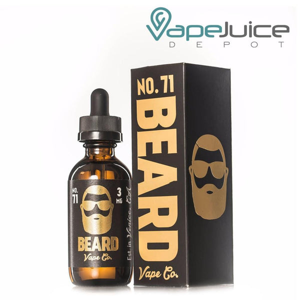 Beard Vape Co No. 71 Sweet & Sour Sugar Peach 60ml