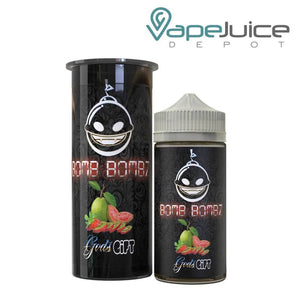 Bomb Bombz God's Gift e-Liquid 100ml - Vape Juice Depot