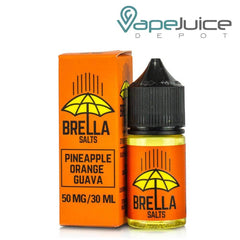 Brella Salts Pineapple Orange Guava e-Liquid 30ml - VapeJuiceDepot