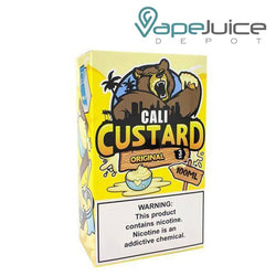 Cali Custard Original eLiquid 100ml - VapeJuiceDepot