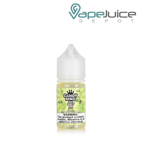 Candy King Hard Apple Candy On Salt - VapeJuiceDepot