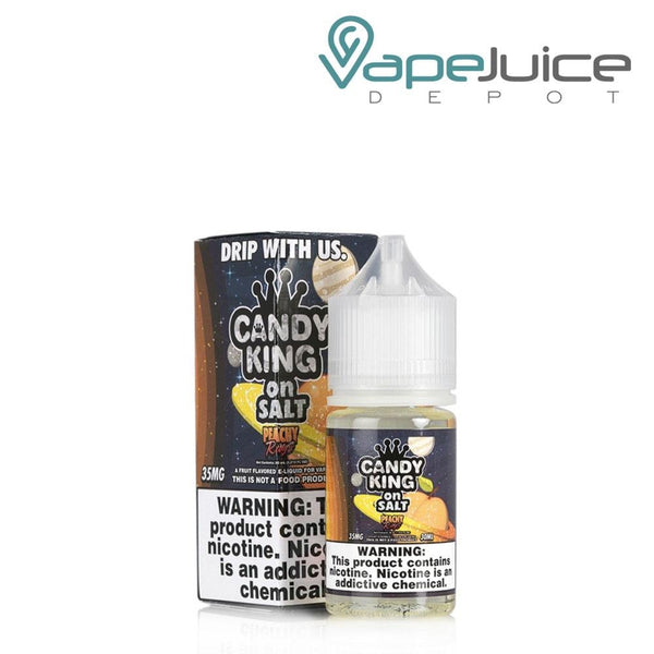 Candy King On Salt Peachy Rings e-Liquid - Vape Juice Depot