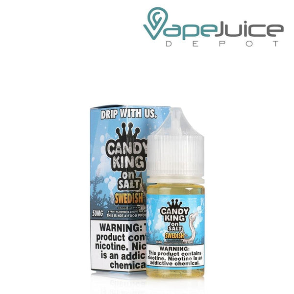 Candy King On Salt Swedish e-Liquid 30ml - FREE Shipping