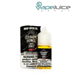Candy King On Salt Worms e-Liquid | 30ml - Vape Juice Depot