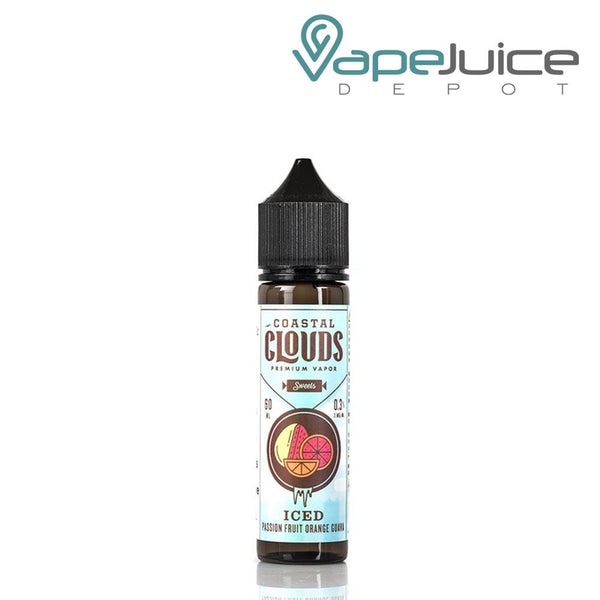 Coastal Clouds ICED Passion Fruit Orange Guava - FREE Shipping