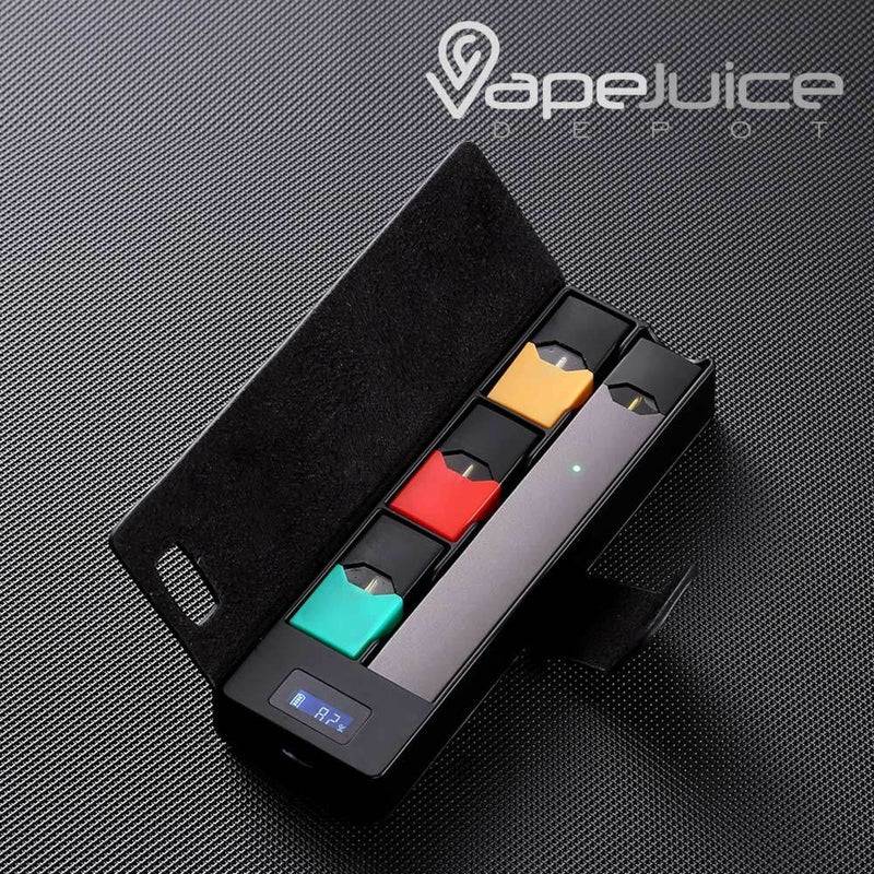 COCO Vapor Charging Case for JUUL Kit - VapeJuiceDepot