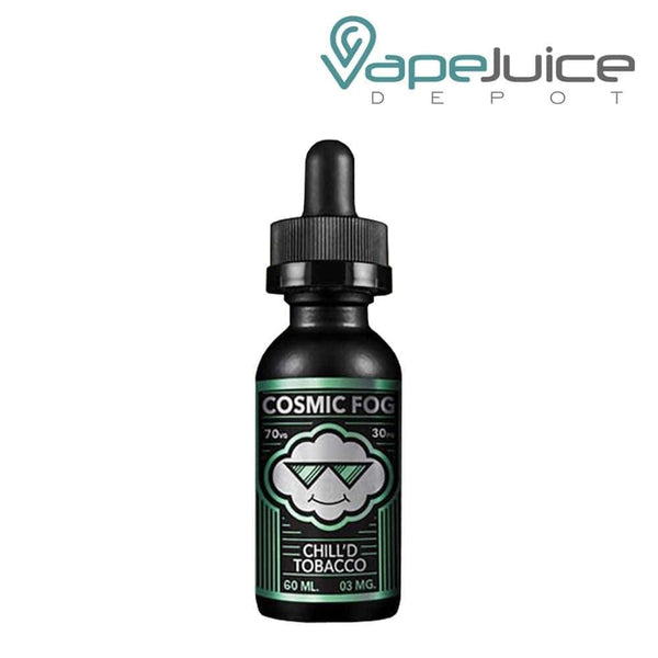 Cosmic Fog Chill'd Tobacco e-Liquid | 60ml - VapeJuiceDepot