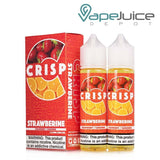 CRISP Strawberine e-Liquid 120ml - VapeJuiceDepot