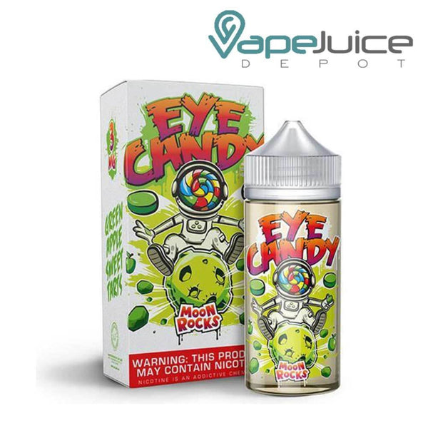 Eye Candy Moonrocks eLiquid 100ml - VapeJuiceDepot