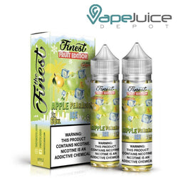 Finest Apple Pearadise ICE eLiquid - Vape Juice Depot