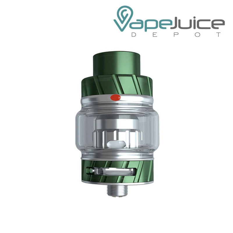FreeMax FireLuke 2 Sub Ohm Tank Graffiti Metal Green - Vape Juice Depot