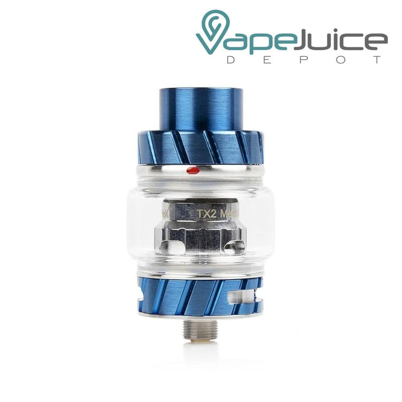 FreeMax FireLuke 2 Sub Ohm Tank Graffiti Metal Blue - Vape Juice Depot