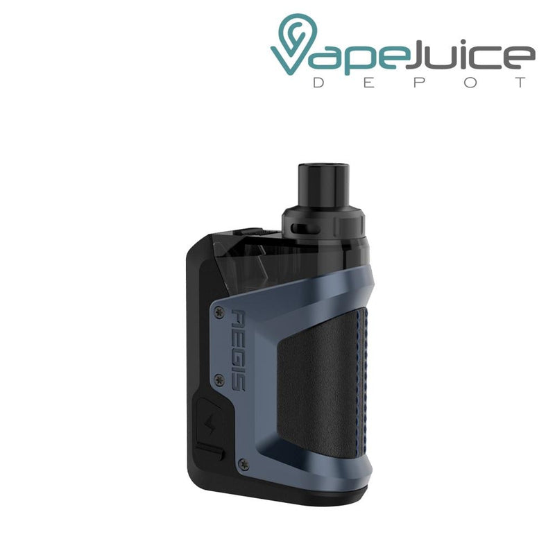 GeekVape Aegis Hero Pod Kit Blue - Vape Juice Depot