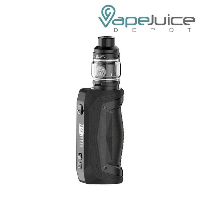 GeekVape Aegis MAX Starter Kit Black Space - Vape Juice Depot