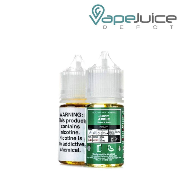 Glas Basix Salts Juicy Apple 30ml - VapeJuiceDepot