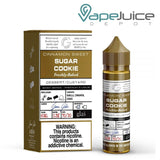 Glas Basix Series Sugar Cookie 60ml - VapeJuiceDepot